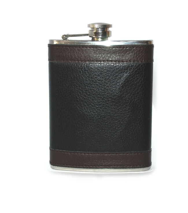 Bluetooth Hip Flask front