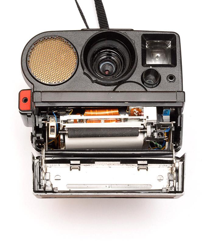 Thermal Paper Polaroid - mitxela com
